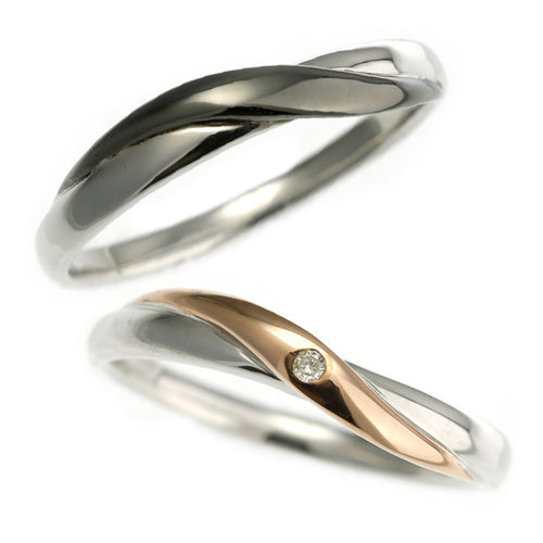 Pair rings | Couple sets 95-2138-2139-Ring-Jewels Japan