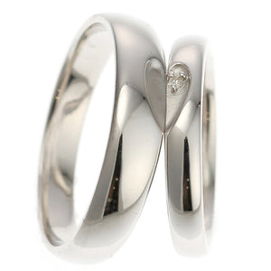 Heart Pair rings | Couple sets 95-2140-2141-Ring-Jewels Japan
