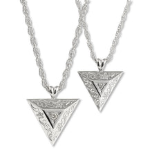 Load image into Gallery viewer, Pair necklaces | Couple sets 95-2704-2705-Necklace-Jewels Japan