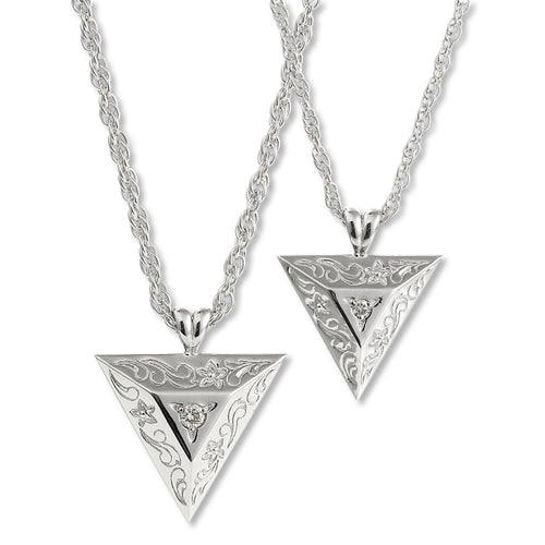 Pair necklaces | Couple sets 95-2704-2705-Necklace-Jewels Japan