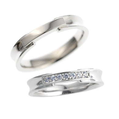 Pair rings | Couple sets 95-2714-2715-Ring-Jewels Japan