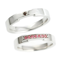 Load image into Gallery viewer, Pair rings | Couple sets 95-2716-2717-Ring-Jewels Japan