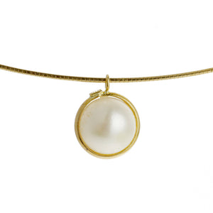 18 Karat Akoya Pearl Necklace (96-1159)