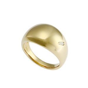 18 Karat Gold Diamond Ring 96-2048-2049-2050-Ring-Jewels Japan