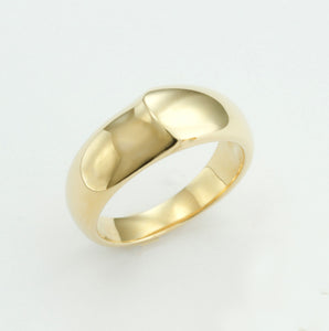 18k Gold Ring Jewels Japan