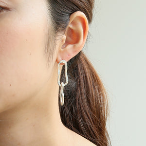 Silver925 Earring (96-8008)-Earring-Jewels Japan