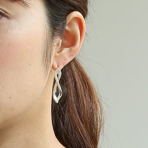 Silver925 Earring (96-8011)-Earring-Jewels Japan