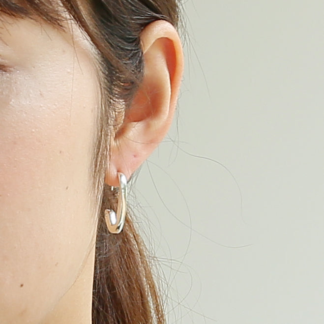 Silver925 Earring (96-8014)-Earring-Jewels Japan