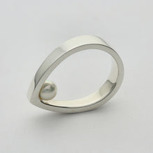 Load image into Gallery viewer, Silver925 Akoya Pearl Ring (96-8019)-Ring-Jewels Japan