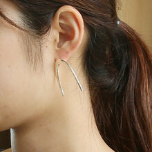 Load image into Gallery viewer, Silver925 Earring (96-8030)-Earring-Jewels Japan