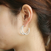 Load image into Gallery viewer, Silver925 Earring (96-8033)-Earring-Jewels Japan