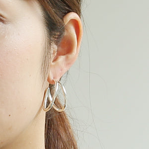 Silver925 Earring (96-8033)-Earring-Jewels Japan