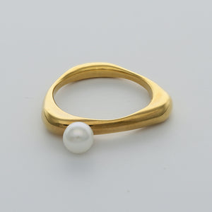 Silver925 Akoya Pearl Ring (96-8041)-Ring-Jewels Japan