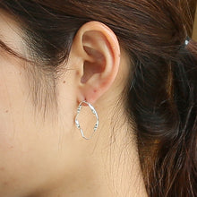 Load image into Gallery viewer, Silver925 Earring (96-8046)-Earring-Jewels Japan