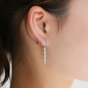Silver925 Clip-on Earrings (96-8069)