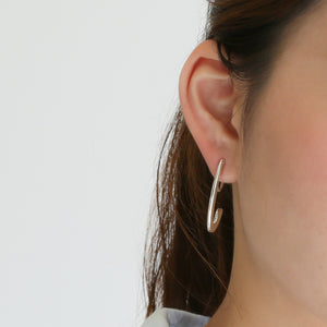 Silver925 Clip-on Earrings (96-8071)