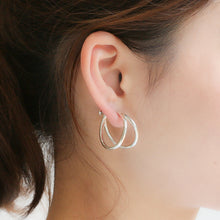 Load image into Gallery viewer, Silver925 Clip-on Earrings (96-8082)