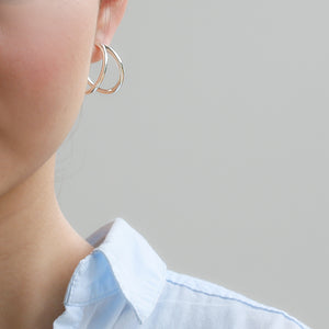 Silver925 Clip-on Earrings (96-8082)