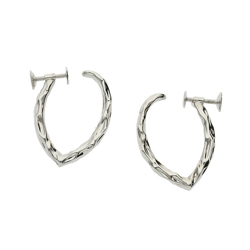 Silver925 Clip-on Earrings (96-8085)