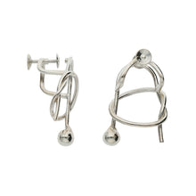 Load image into Gallery viewer, Silver925 Clip-on Earrings (96-8087)