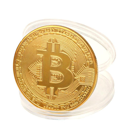 Limited Edition Bitcoin Collectible - Cherry & Oak