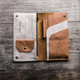 Voyager - Leather Travel Wallet