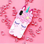 The Ultimate Unicorn iPhone Cover - Cherry & Oak