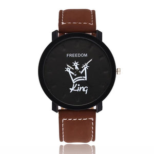 Couple's Freedom Watch (King/Queen)
