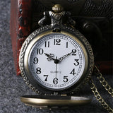 Royal Flush Vintage Pocket Watch (Limited Edition) - Cherry & Oak