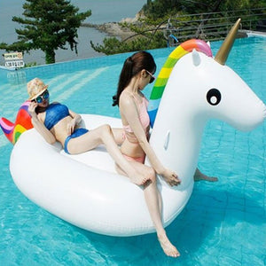 Gigantic Unicorn Float - Cherry & Oak