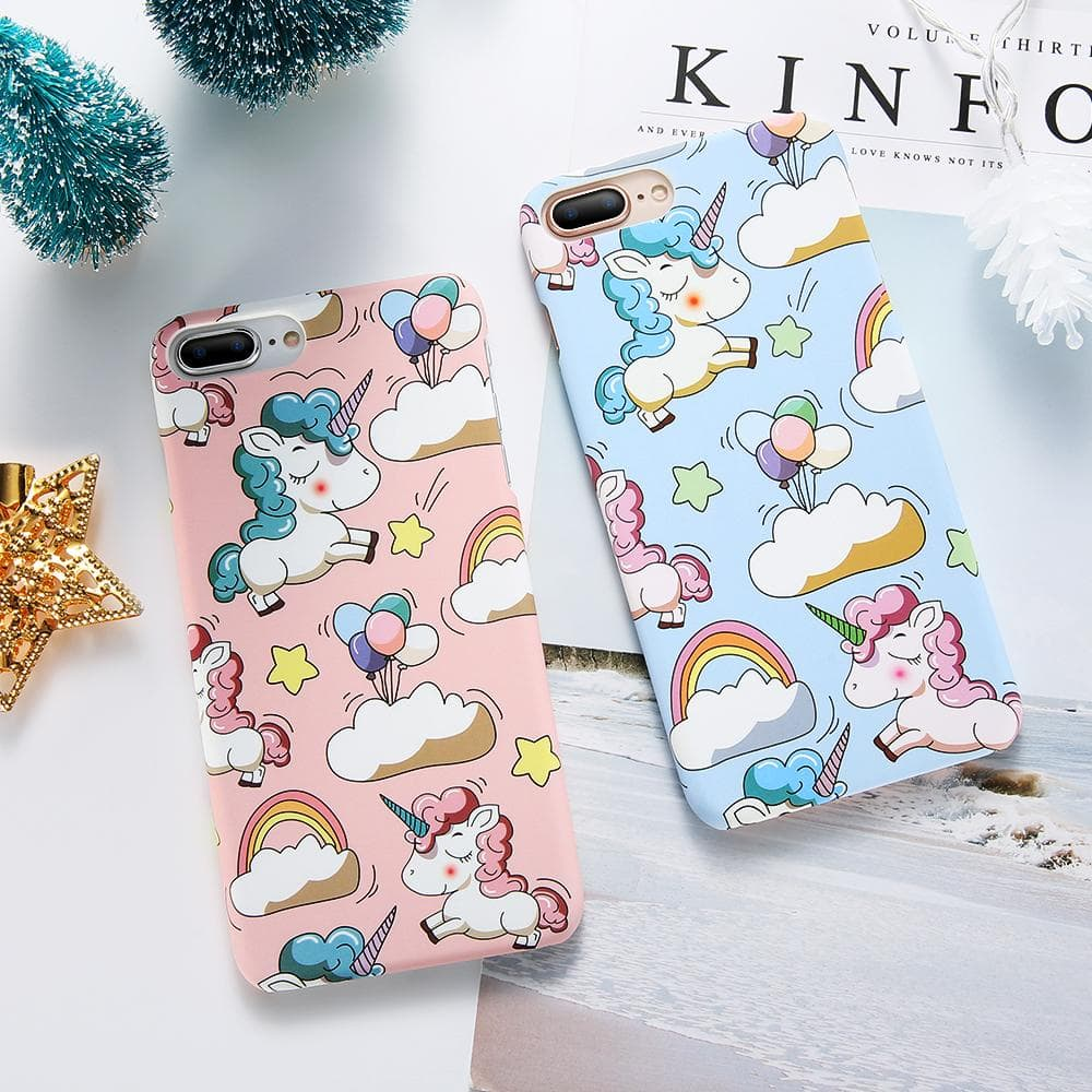 Super Cute Unicorn iPhone Cover
