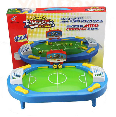 Desktop Mini Football Set - FREE Shipping! - Cherry & Oak