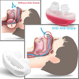 BreatheEasy™ Snore Silencer - Cherry & Oak