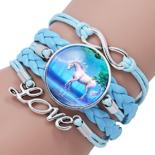 Unicorn Love Bracelet