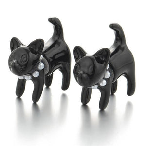 The Cutest Kitty Stud Earrings Ever