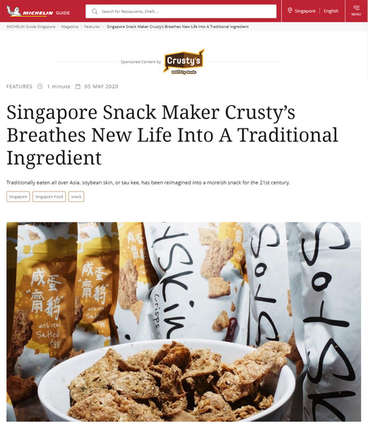 Unveiling the secrets and crisps of Crusty's Soy Skin!