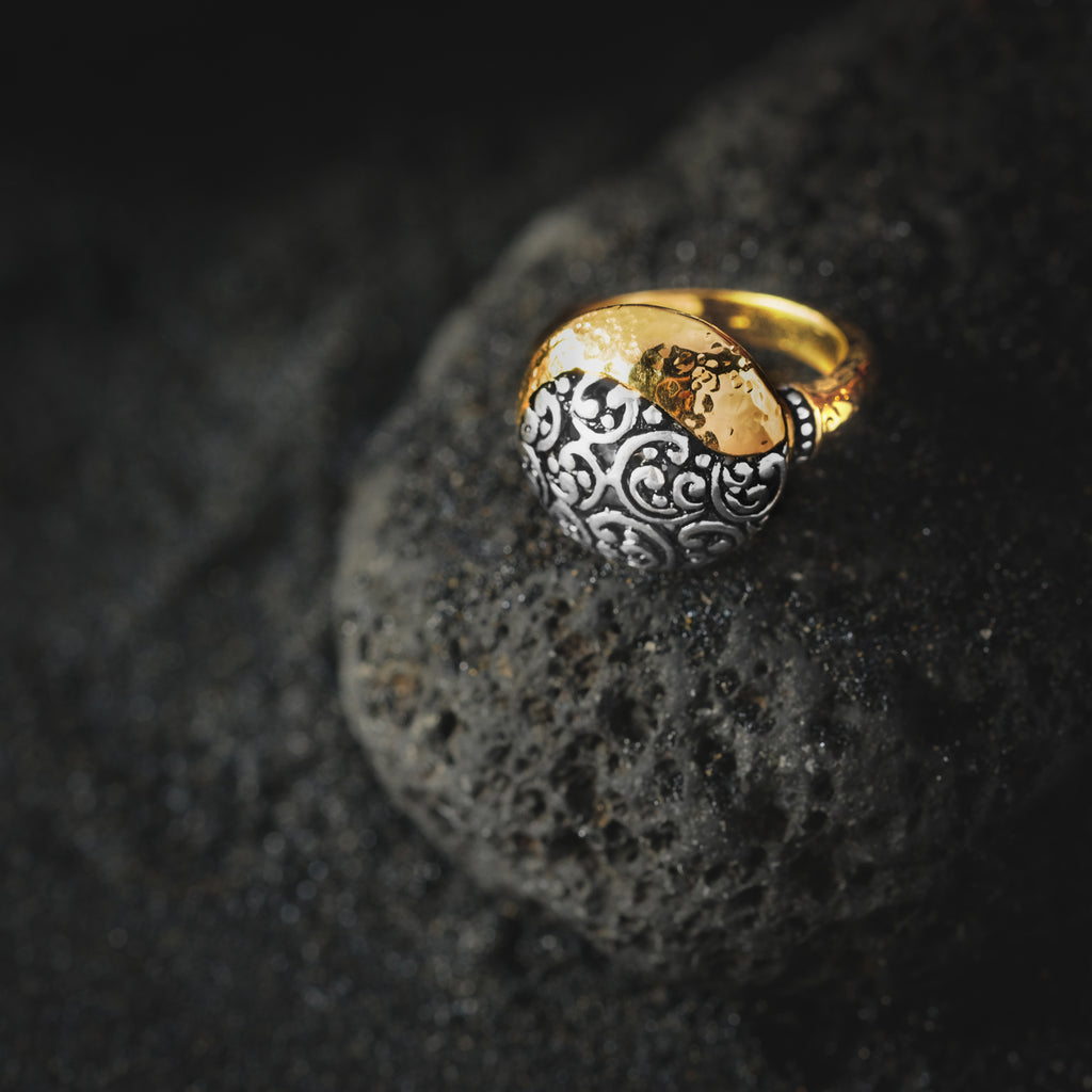 Ayung Collection Cocktail Ring