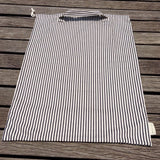 Laundry bag | large striped