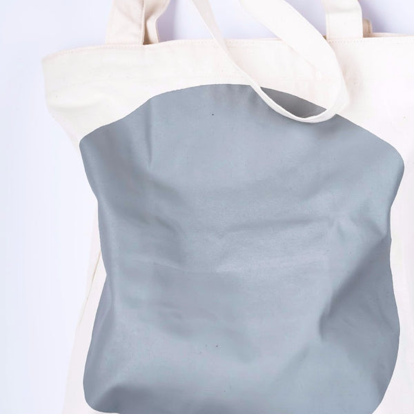 Tote bag | Dot grey