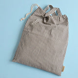 Laundry bag | small striped