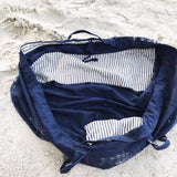 Beach bag blue | Bagmar