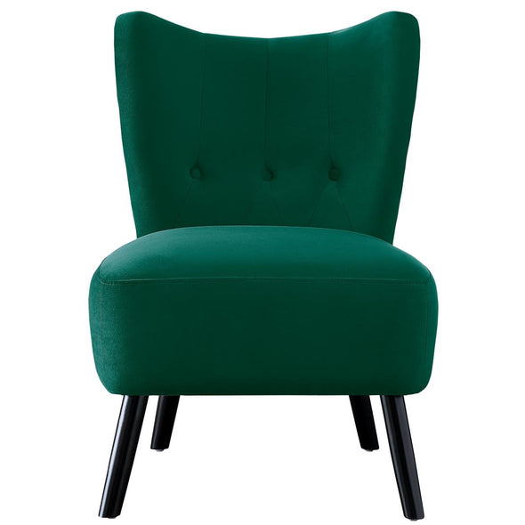 Imani Green Accent Chair - Luna Furniture