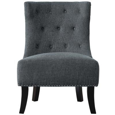 Paighton Gray Accent Chair - Luna Furniture
