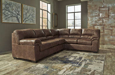 Bladen Coffee 3-Piece LAF Sectional