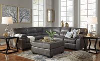 Bladen Slate LAF Sectional - Luna Furniture