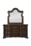 Royal Highlands Rich Cherry Mirror - Luna Furniture