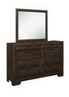 Chesky Mirror - Luna Furniture