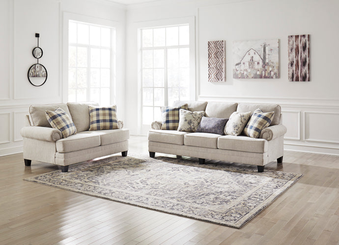 Meggett Linen Living Room Set