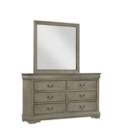 Louis Philip Gray Dresser - Luna Furniture