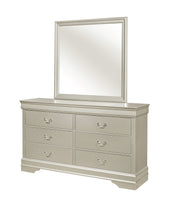 Louis Philip Champagne Dresser - Luna Furniture